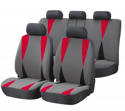 Car Seat Cover Corner Gray
